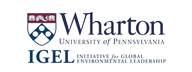 Wharton Initiative for Global Environmental Leadership (IGEL)