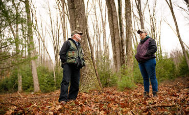 Susan Benedict, Pennsylvania, American Forest Foundation