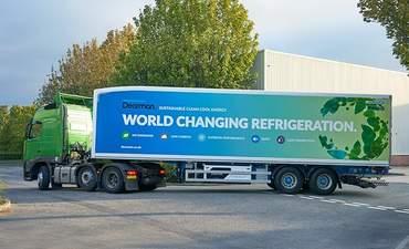 Dearman, refrigerated truck