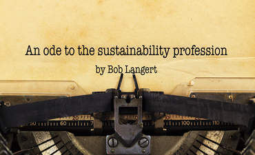 An ode to the sustainability profession featured image