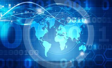 Digital world, Earth, digital age