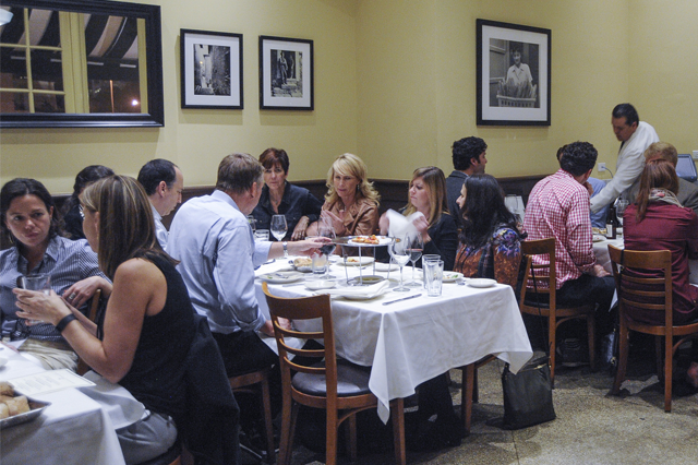 Dinner Clubs