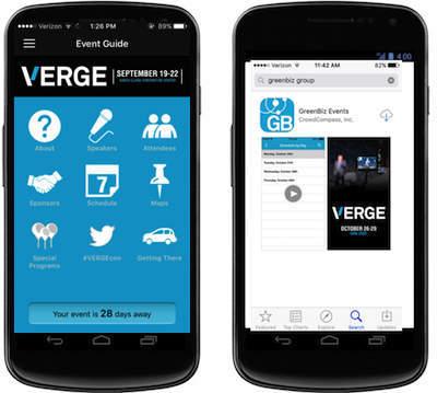 VERGE Hawaii Conference App