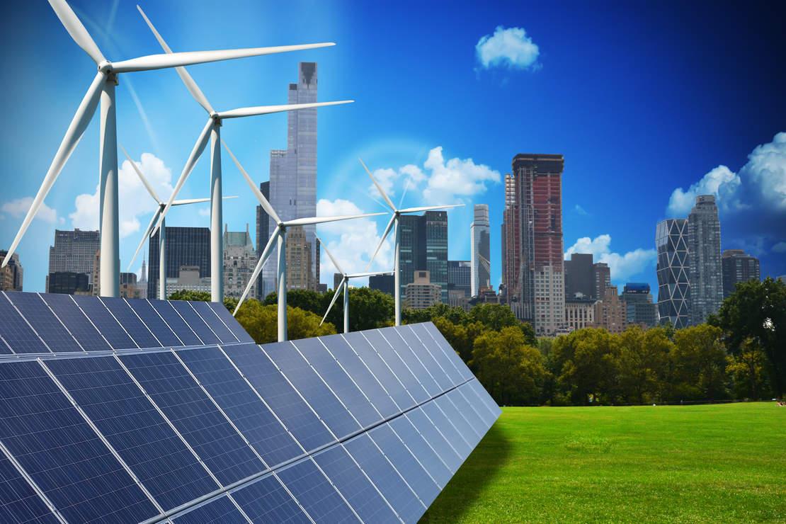 100 percent renewable