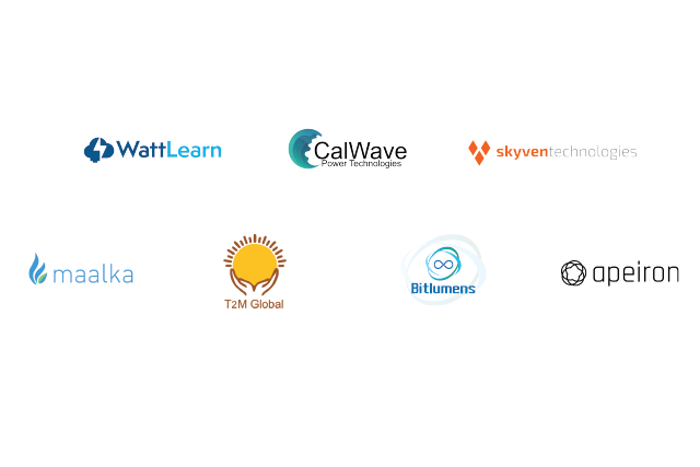 VERGE Energy Accelerate Finalists