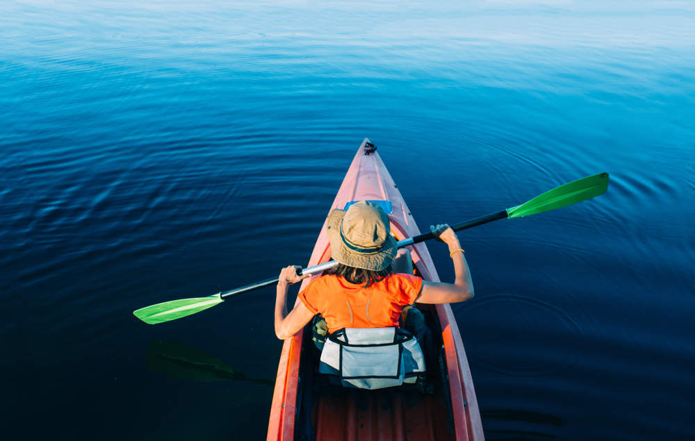Paddling the Oakland Waterfront (Sign-up Required)