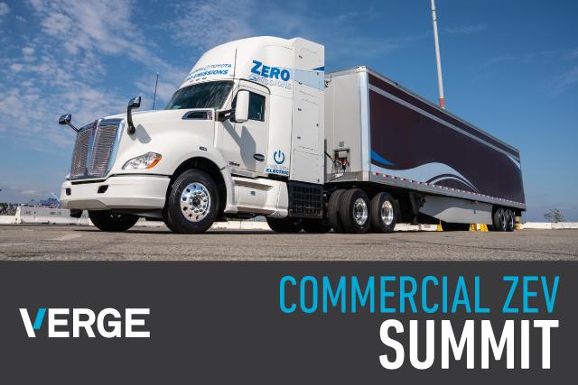 VERGE 19 Commercial ZEV Summit