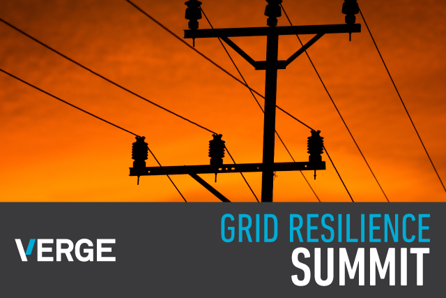 VERGE 19 Grid Resilience Summit